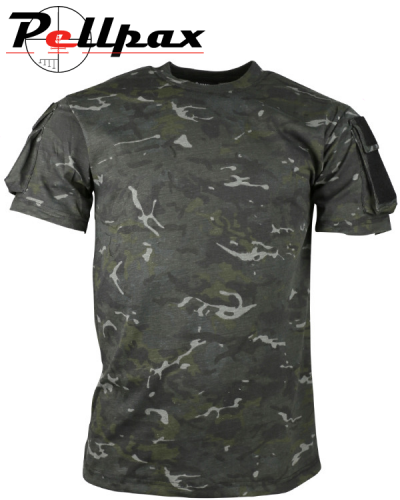 Kombat UK Tactical T-shirt - BTP Black
