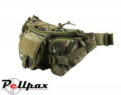 Kombat UK Military Tactical Waist Bag - 3 Litre