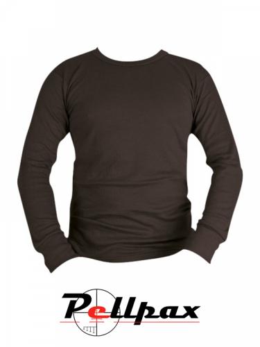 Kombat UK Thermal Long Sleeved Top - Black