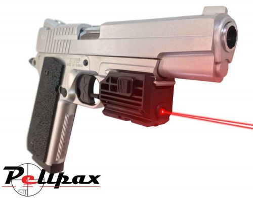 KWC 1911 GSR Tactical Kit - 4.5mm BB Air Pistol