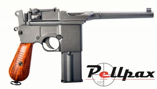 KWC M712 Broom Handle Mauser - 4.5mm BB