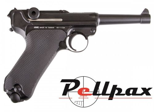 KWC P08 Luger - 4.5mm BB