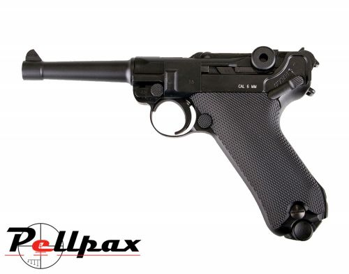 KWC P08 Luger - CO2 6mm Airsoft