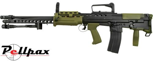 ICS L86A2 LSW AEG - 6mm Airsoft