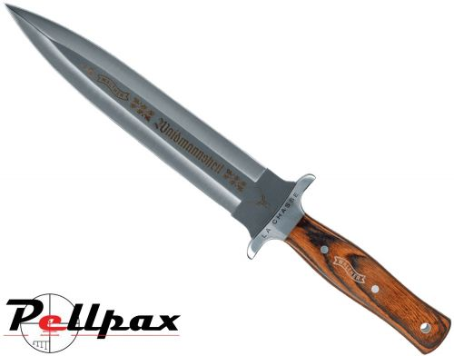 Walther La Chasse Saufanger Boar Hunting Fixed Blade Knife