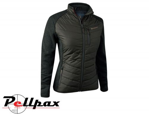 Lady Caroline Padded Jacket in DH Timber by Deerhunter