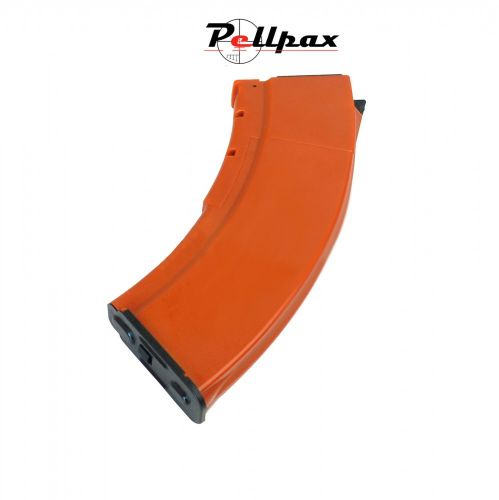 LCT LCKM Mid-Cap Magazine Orange - 130 Rounds