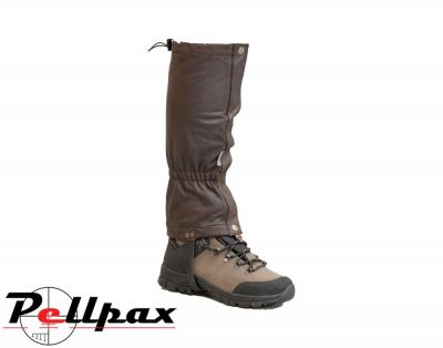 Leather Gaiters By Bisley