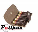 Bisley Leather Cartridge Pouch - Shotgun Cartridge / Choke