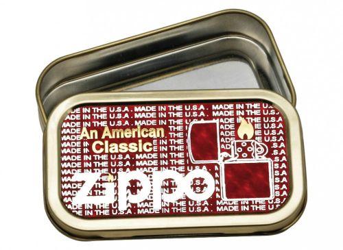 Zippo 3D 1 Ounce Tobacco Tin