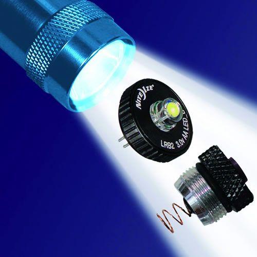 Nite Ize Mini Maglite AA LED Upgrade II Combo