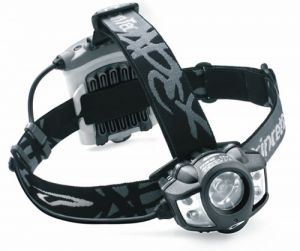 Princeton Tec Apex Head Torch - Black