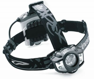 Princeton Tec Apex Head Torch - Black