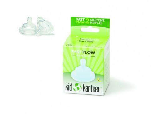 Klean Kanteen Fast Flow Nipple - 2 Pack