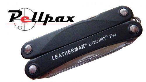 Leatherman Key Chain Squirt PS4 Standard Box