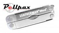 Leatherman Micra Keychain Multi-Tool - Stainless