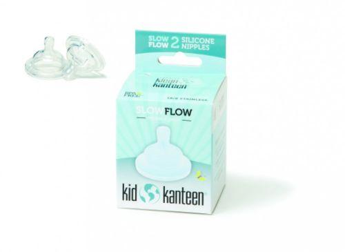 Klean Kanteen Slow Flow Nipple - 2 Pack