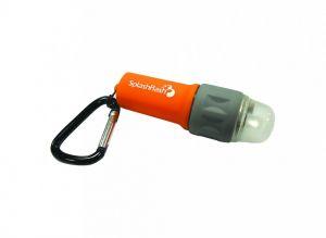 Ultimate Survival SplashFlash LED Light - Orange