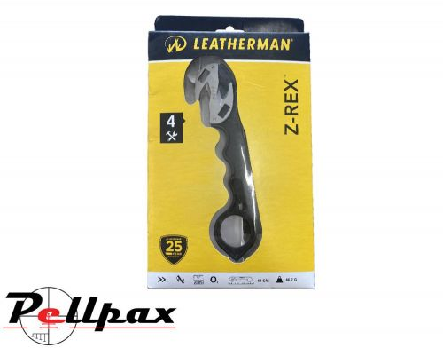 Leatherman Z-Rex Firefighter Multi Tool - Ex Display