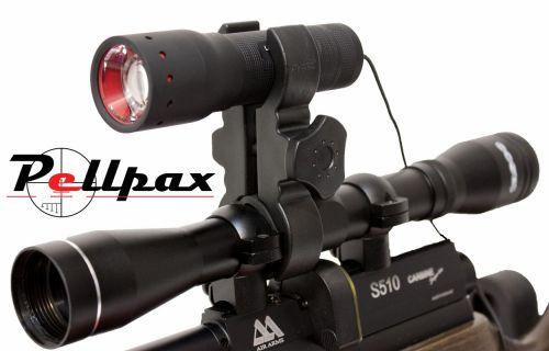 LED Lenser P7.2 Torch Gun Set