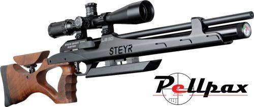 Steyr Sports LG110 HFT Hunter .177