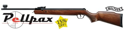 Walther LGV Master - .177 - Special Offer!