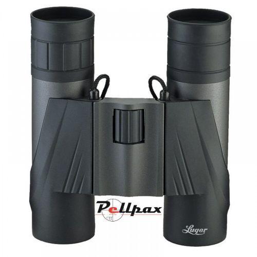 Luger LD Series 8x22 Compact Lightweight Binoculars