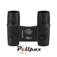 Luger LR Series 6x18 Compact Waterproof Binocular