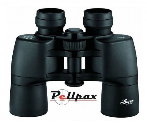Luger ST Series 8x40 Binoculars for Bird Watching & Hunting