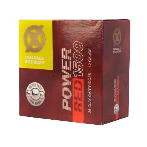 Lyalvale Express Power Red - 12G x 250