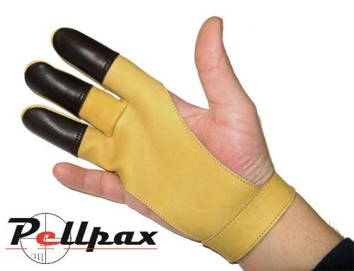 MAC Full Finger Leather Glove TD-08