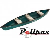 Sun Dolphin Mackinaw 156 Deluxe Green Canoe