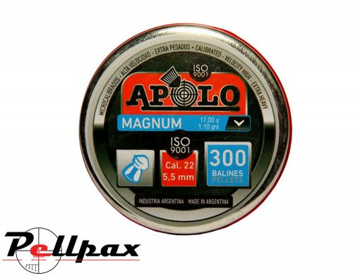 Apolo Magnum .22 x 300