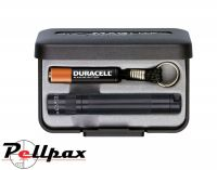 Maglite Solitaire LED Torch with Presentation Box (5 Colours Available)
