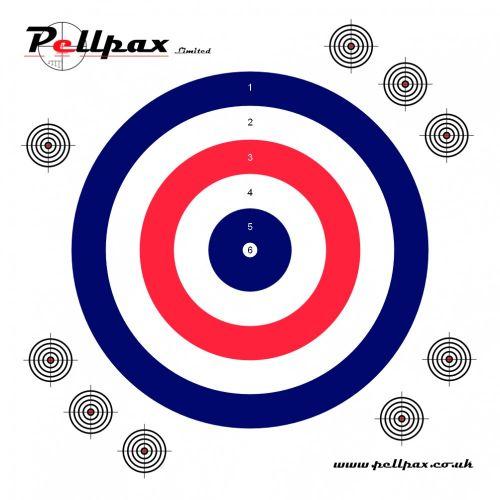 Practice Targets 14x14 cm