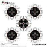 Match Targets 14x14 cm