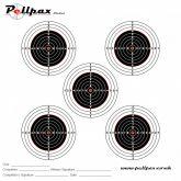Match Targets 17x17 cm