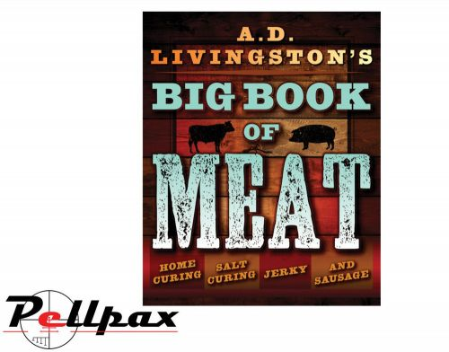 Big Book of Meat By A.D Livingston's