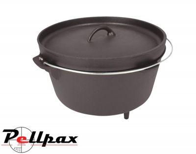 Mil-Com Dutch Oven Camping Cooking Pot