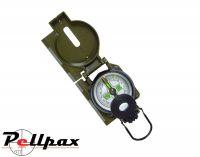 Mil-Com Military Metal Lensatic Compass