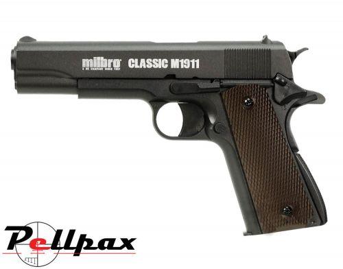 Milbro Classic M1911 - 4.5mm BB Air Pistol