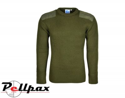 Military Sweater By Bisley