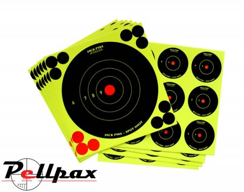 Mixed Spot Shot Targets By Jack Pyke