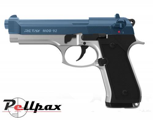 Retay Model 92 - 9mm P.A.K
