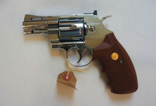 """KWC Model 357 2.5"""" - 4.5mm BB Air Pistol - EX Display"""