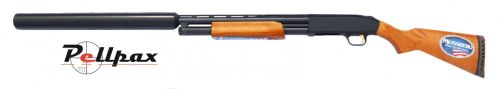 Mossberg Hushpower 500 Pump Action - 12G