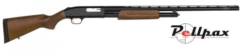 Mossberg 500 Pump Action Wood - 20G
