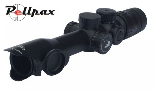 MTC Viper Connect 3-12x32 IR SF - AMD Reticle