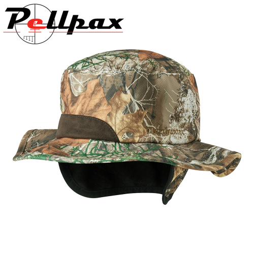 Muflon Hat w.Safety in Edge Camo by Deerhunter