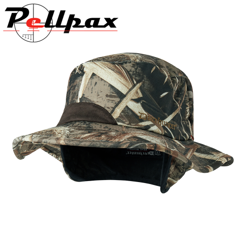 Muflon Hat w.Safety in Realtree Camo by Deerhunter